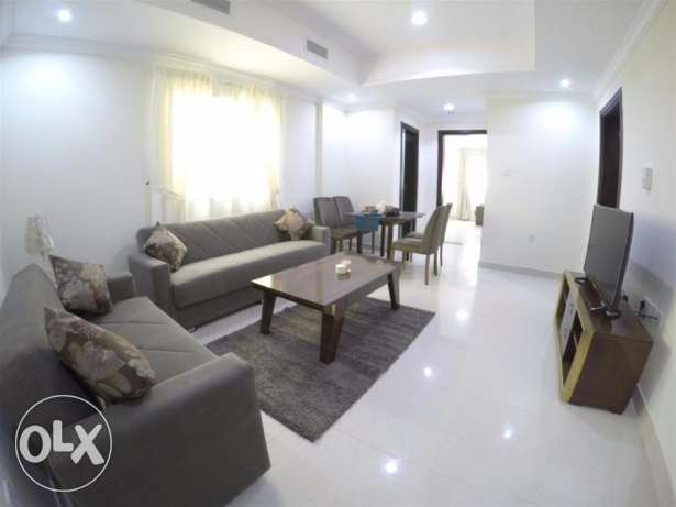 Brand New Luxurious Fully Furnished umm ghuwailina
