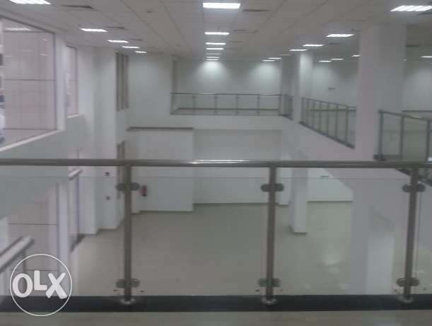 Brand New Showroom/Huge Office for rent near C-Ring Raod