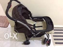 Juniors front/rear facing stroller