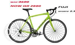 Best Quality Bikes Brand new FUJI SPORTIF 2.3 Model 2016 (USA)