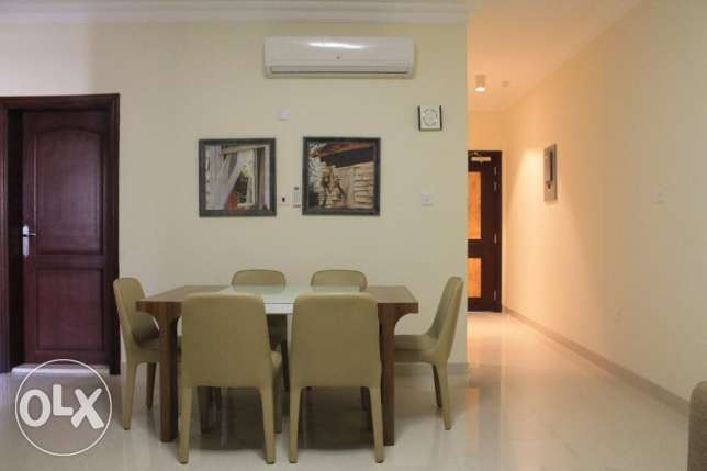 NEW 2 Bedroom FF Flat: Umm Ghuwailina