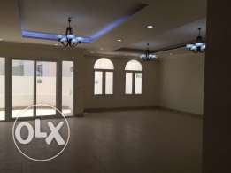 Semi Furnished 4-BHK Villa in West Bay