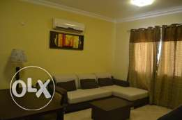 One Bedroom Fully Furnished Flats In Compound With ALL FACILITIES