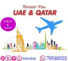 Ticket to QATAR and Dubai