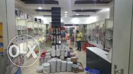 Shop for sale in the biggest china mall in oman