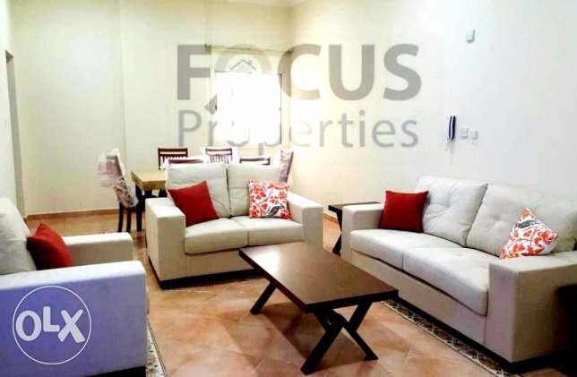 beautiful fully furnished 2 bhk apartment in Bin Omran