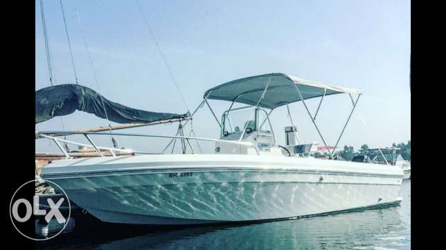 Fun fishing family boat for sale