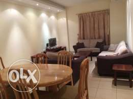 Fully/|Furnished 3-Bedroom Apartment in Al Sadd