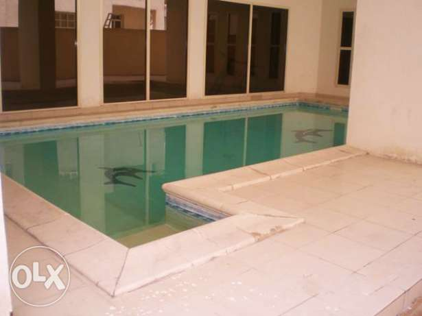 F-F 3Bedroom Flat in Al Sadd - [Near Lulu Center] السد -  1