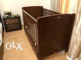 high quality baby bed