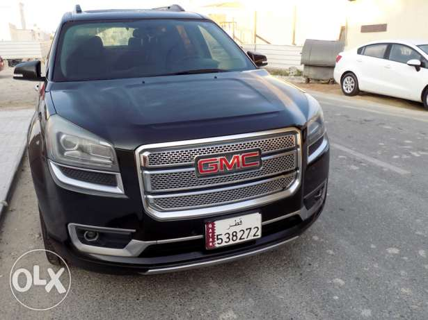 Perfect Condition GMC ACADIA DENALI Full Option 2013