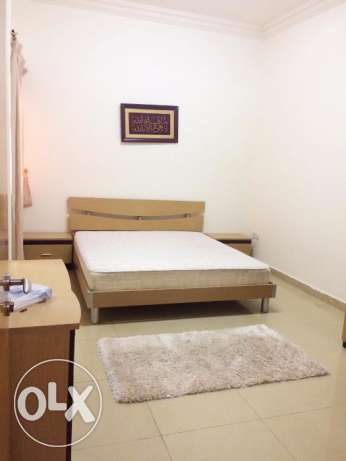 Fully-Furnished, 2-Bedroom Flat in {Al Hilal} الهلال -  1