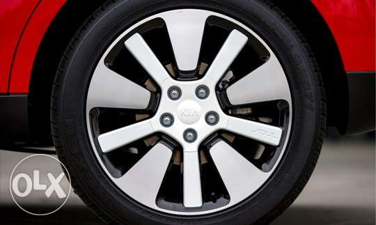 Original Kia Wheels