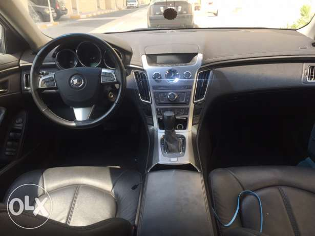 Cadillac CTS 2010 3.0 in perfect condition الغرافة -  4