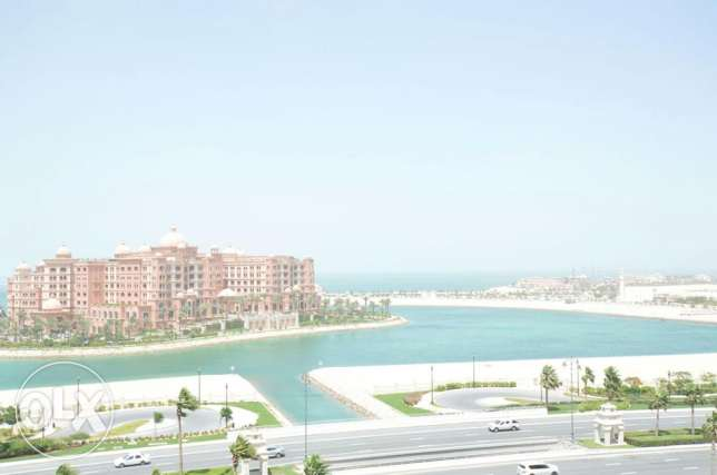 Furnished 1 Bed Home with Various Lovely Views الؤلؤة -قطر -  7
