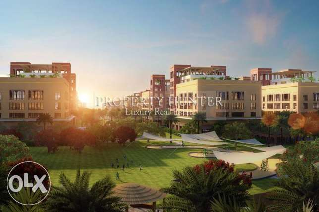 Special Offer! Spacious 1 Bed Home in Lusail City