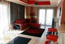 Luxury 1 BR Fully Furnished in Tower 8 Porto Arabai