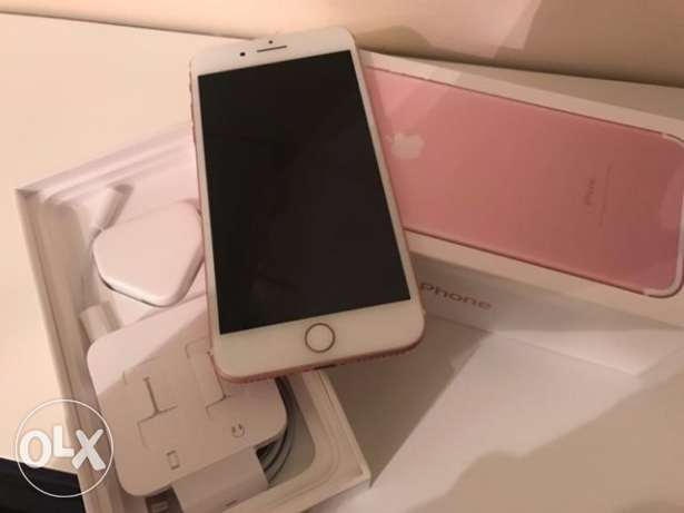 ::iPhone 7 Plus 256gb unlocked القطيفة -  3