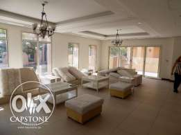 STUNNING 5BR + 1 Villa in West Bay Lagoon