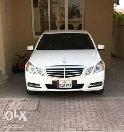 Mercedes Benz E 200 Like new 2013 models