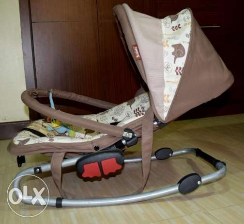 Junior Baby Rocker Chair