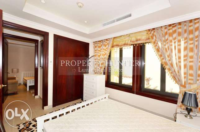 Four + Maid Massive Townhouse with Marina views الؤلؤة -قطر -  7