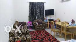 Fully Furnished 2BHK at BIN OMRAN - QAR.6000/-!