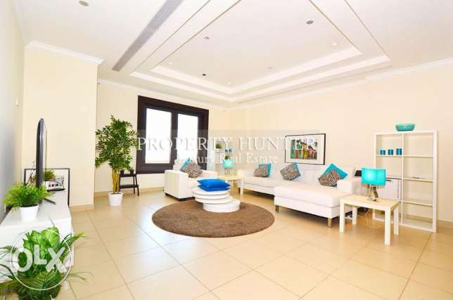 One Bed Residence with Complete Furnitures الؤلؤة -قطر -  1