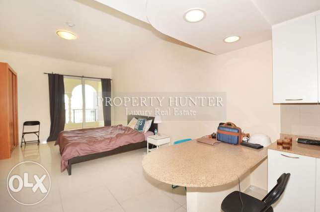 Homely Semi Furnished Studio Residence