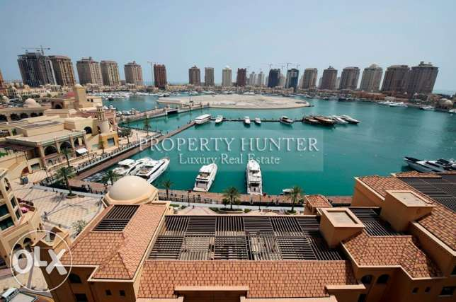 Catchy price 1 Bed Home with marina view,