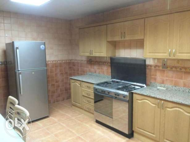 fully furnished 3 bhk flat in al sad