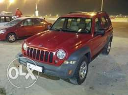 For sale Jeep Liberty 2005 Manual gear in perfect condition