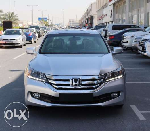 Honda Accord Model 2016