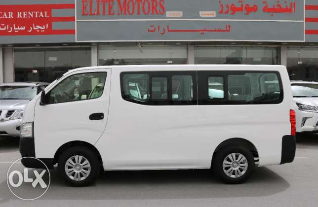 Nissan - Urvan Model 2016 - 14 SEATS
