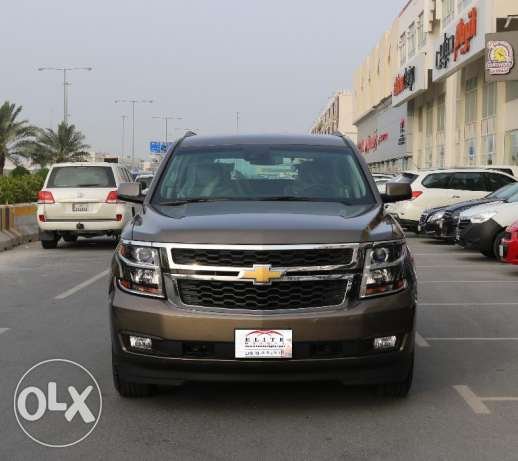 New Chevrolet Tahoe 4*4 Model 2017