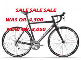 Special offer Brand new GERMAN QUALITY..SILVERBACK STRELA 2 (20 speed