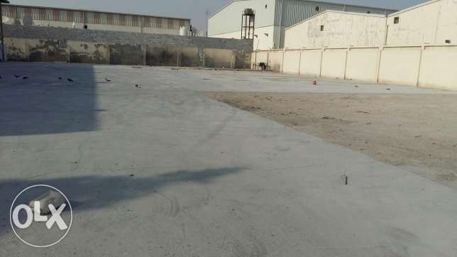 Land for rent in Doha Industrial Area