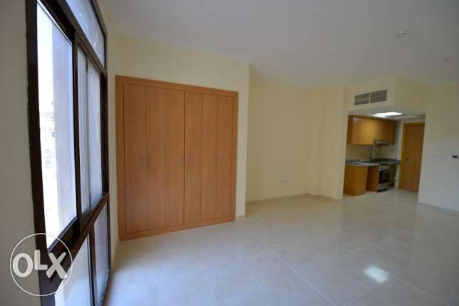 Gorgeous price for unfurnished studio in Lusail city/not part of Villa