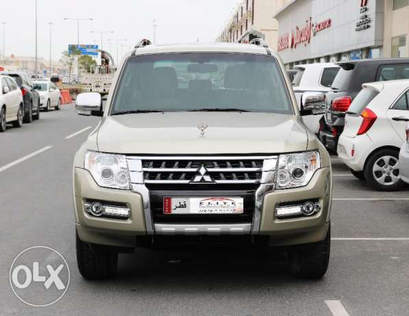 USED PAJERO Full Options 2015