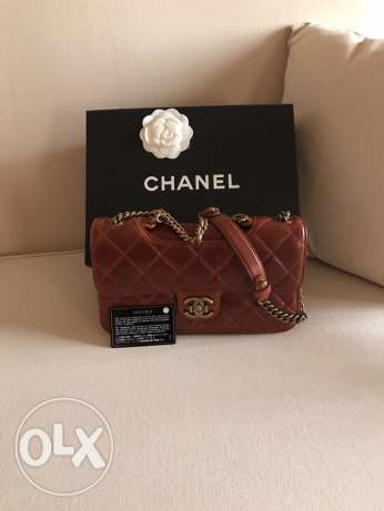 Authentic pre owned Chanel limited collection collector