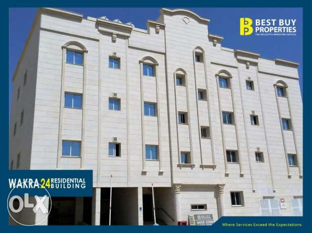 2 bedrooms apartment for rent in Wakrah نجمة -  1