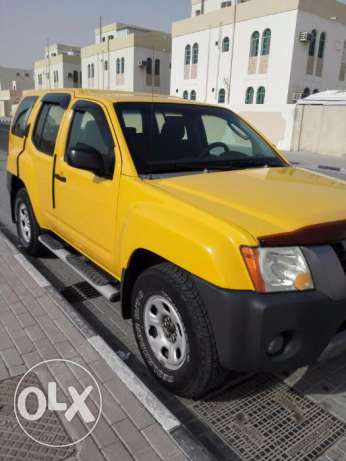 Nissan xterra for sale. Very good condition