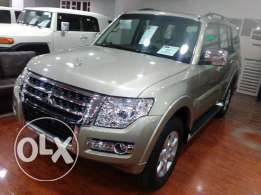 Brand New PAJERO- 2016 - 3.5CC MIDoption 6 CYLINDER