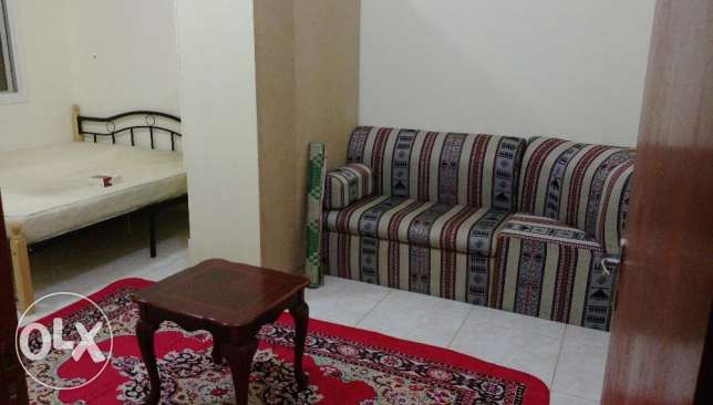 Furnished Studio flat for rent