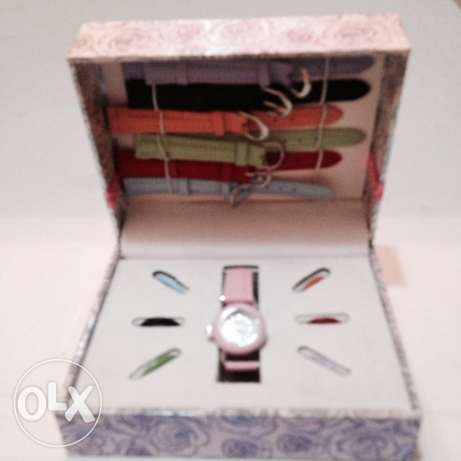 New Watch in a Box never been used for Sale for Only 30QR