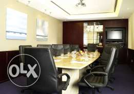 Office for rent in Doha Qatar > 8,000/-