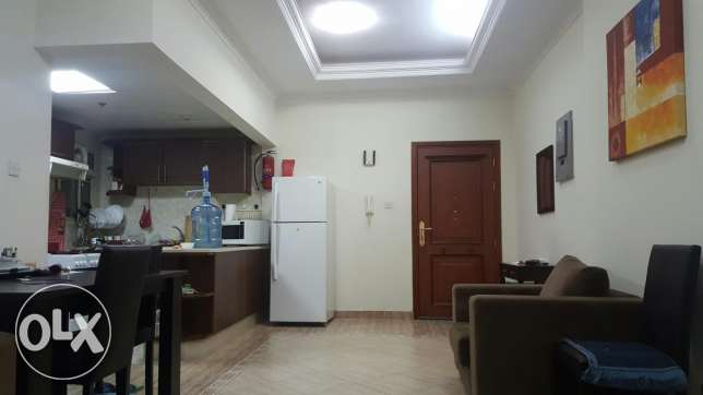 Fully furnished flat for rent 5500 نجمة -  1