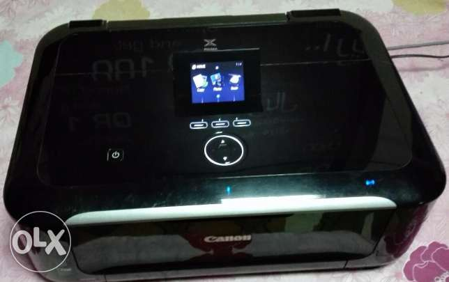 Canon Pixma WiFi Printer with Scanner and Copier,Fully working.