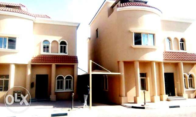 for bachelors..6 bedroom unfurnished compound villa in ain khaled