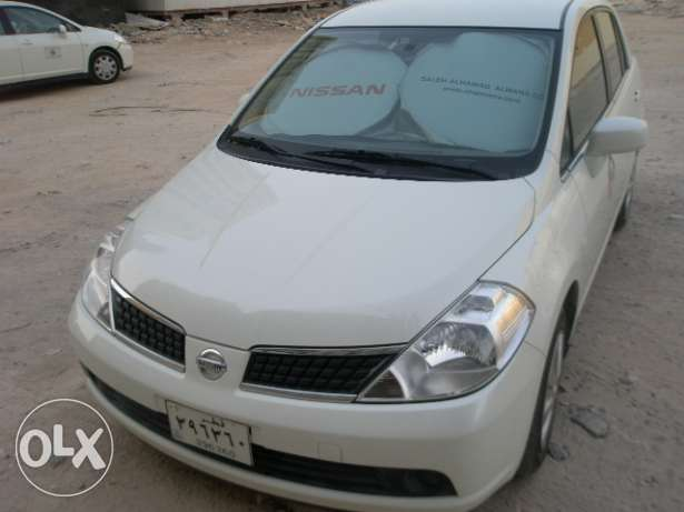 CAR FOR SALE - Nissan Tiida 2008